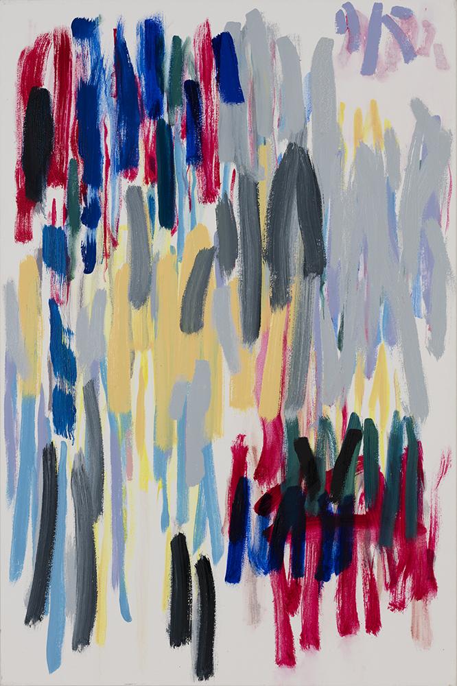 """Eucalyptus, 2014, oil on canvas, 24 x 36"""""""