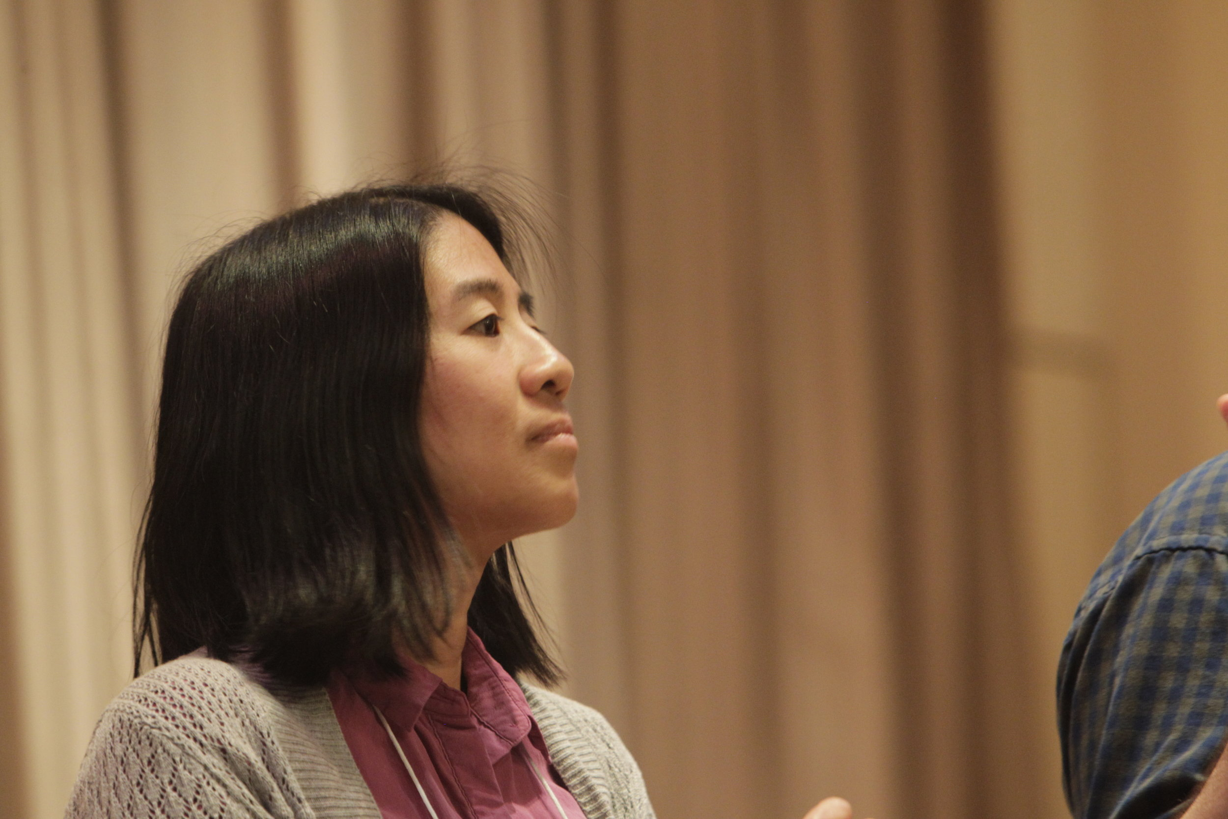 Alvina Ling, VP & Editor-in-Chief at Little Brown