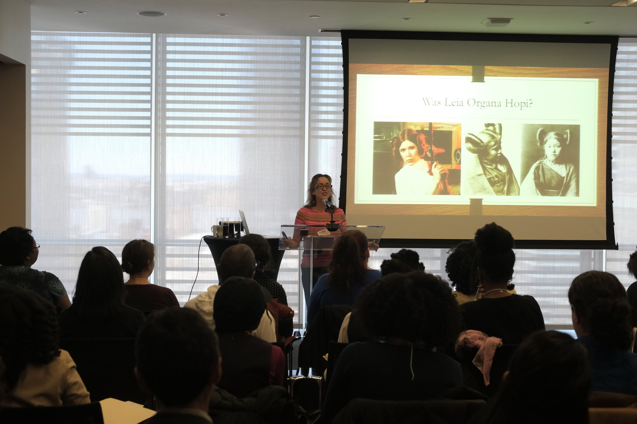 Luncheon Keynote by Author Cynthia Leitich Smith
