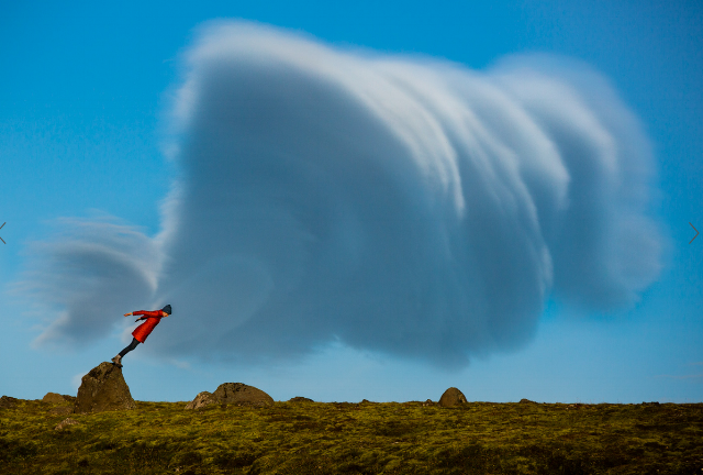 Icelandic Winds photo by Tyler Roemer, published by Patagonia catalogue, Oct. 2016.