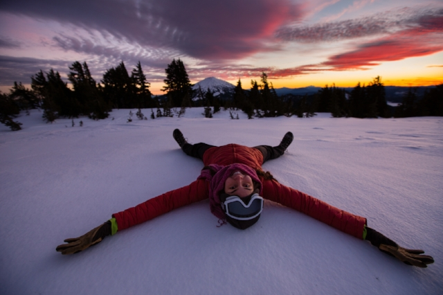 Photo by Tyler Roemer, published as Central Oregon Visitors Association ad