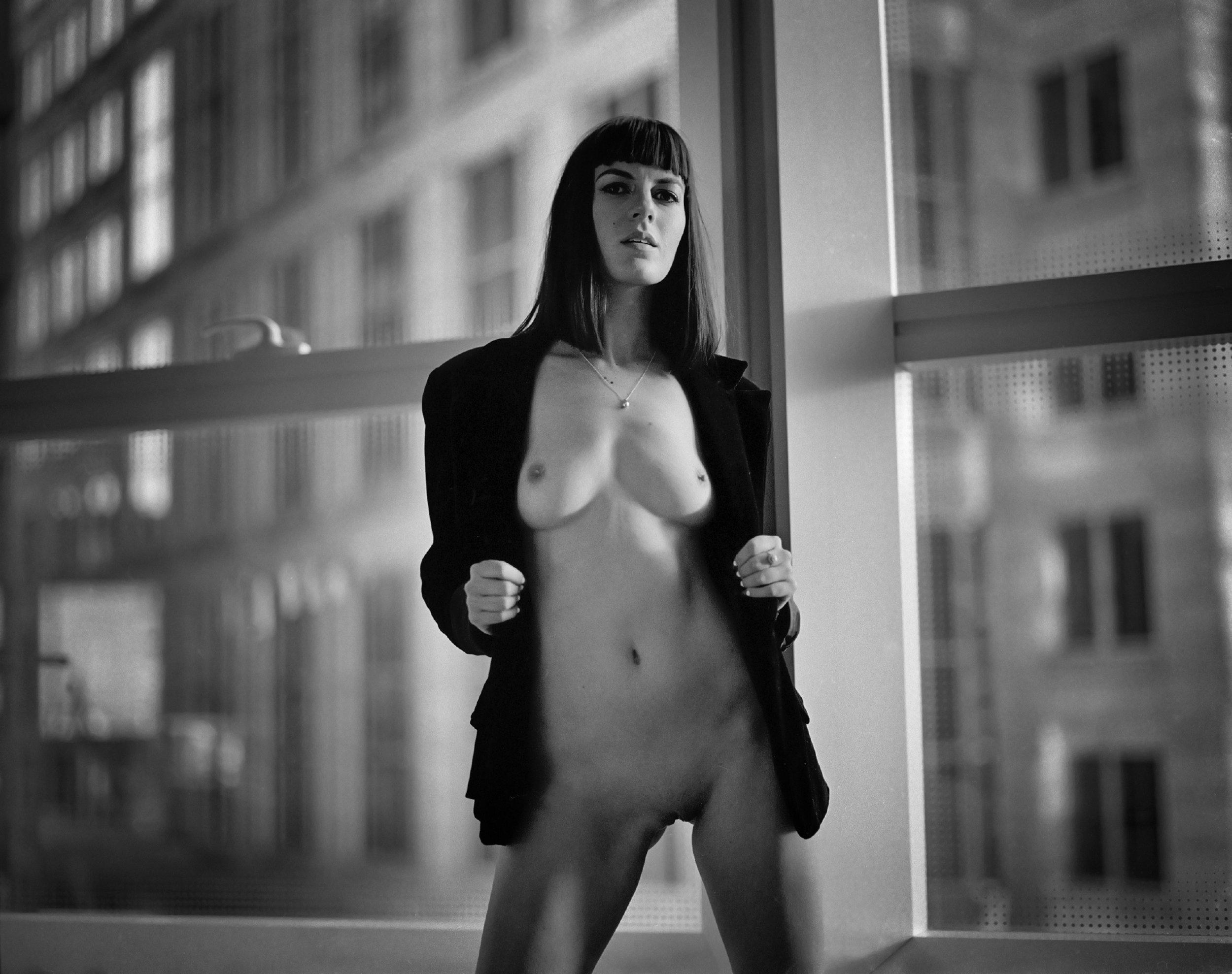 Boss Model:  Ivy Rose Raven