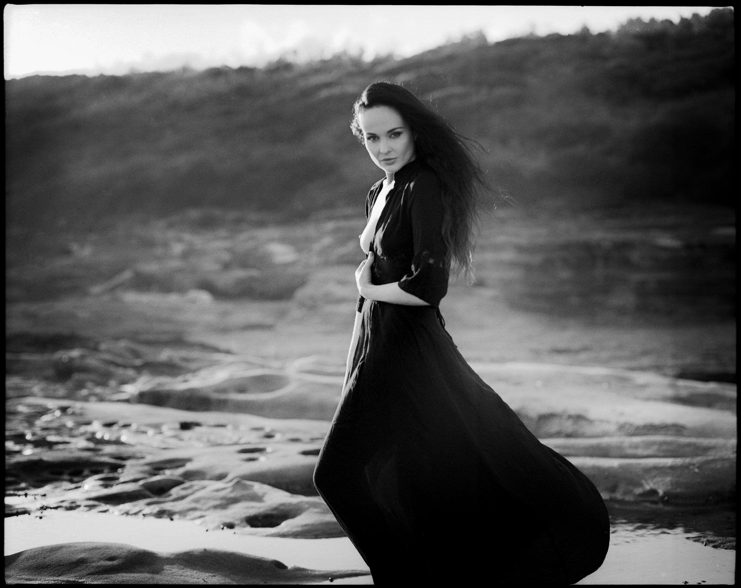 How Wild The Sea  Model:  Anne Duffy