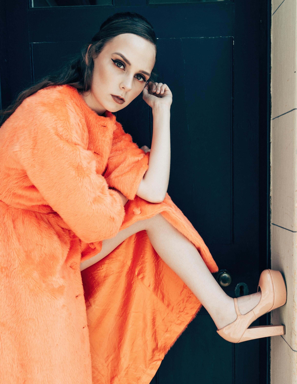 Laneikka Denne   Elegant Magazine , June 2018 HMUA:  Gunjan Artistry