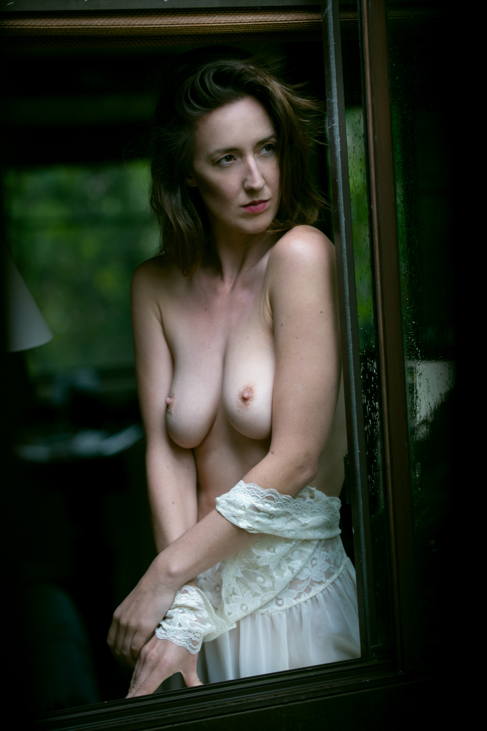 Fran Meric Desnuda nude art — mike stacey