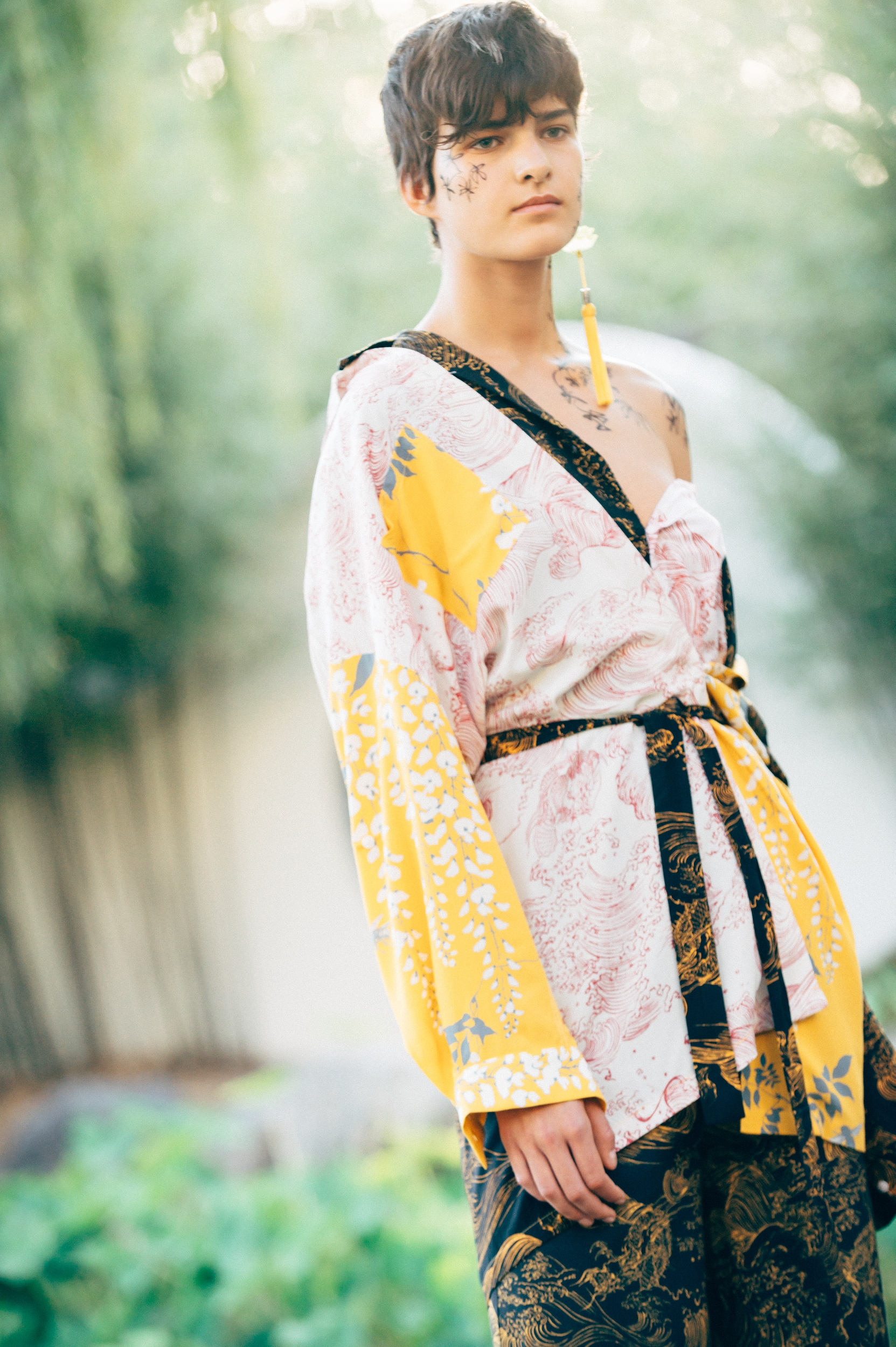Designer:  Double Rainbouu  Fashion Week, Sydney 2019