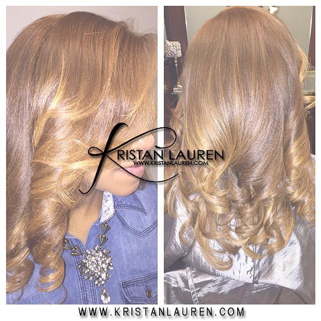 Book your next hair service with me today!! Just click the link in my bio for your personal consultation. @KristanLauren #KristanLaurenHairStudio #IamKristanLauren #Stylist #Entrepreneur #2015 #HairStylist #Chicago #GrandRapids