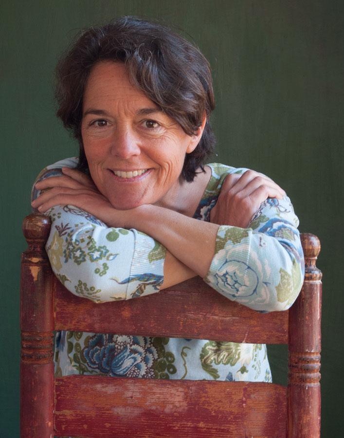 Linda Greenlaw for Maine Magazine