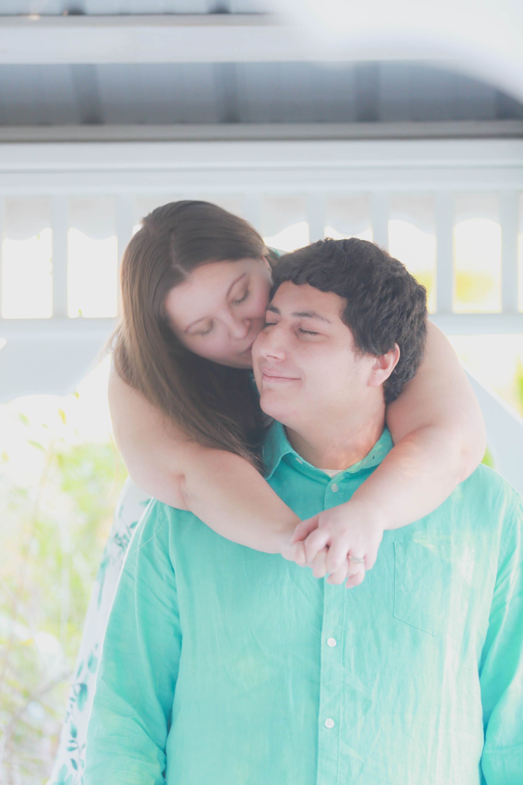 Gainesville Engagement Photography | Kanapaha Botanical Gardens