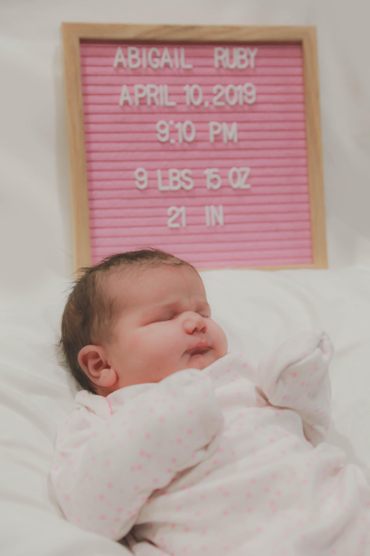 Gainesville Newborn Photography