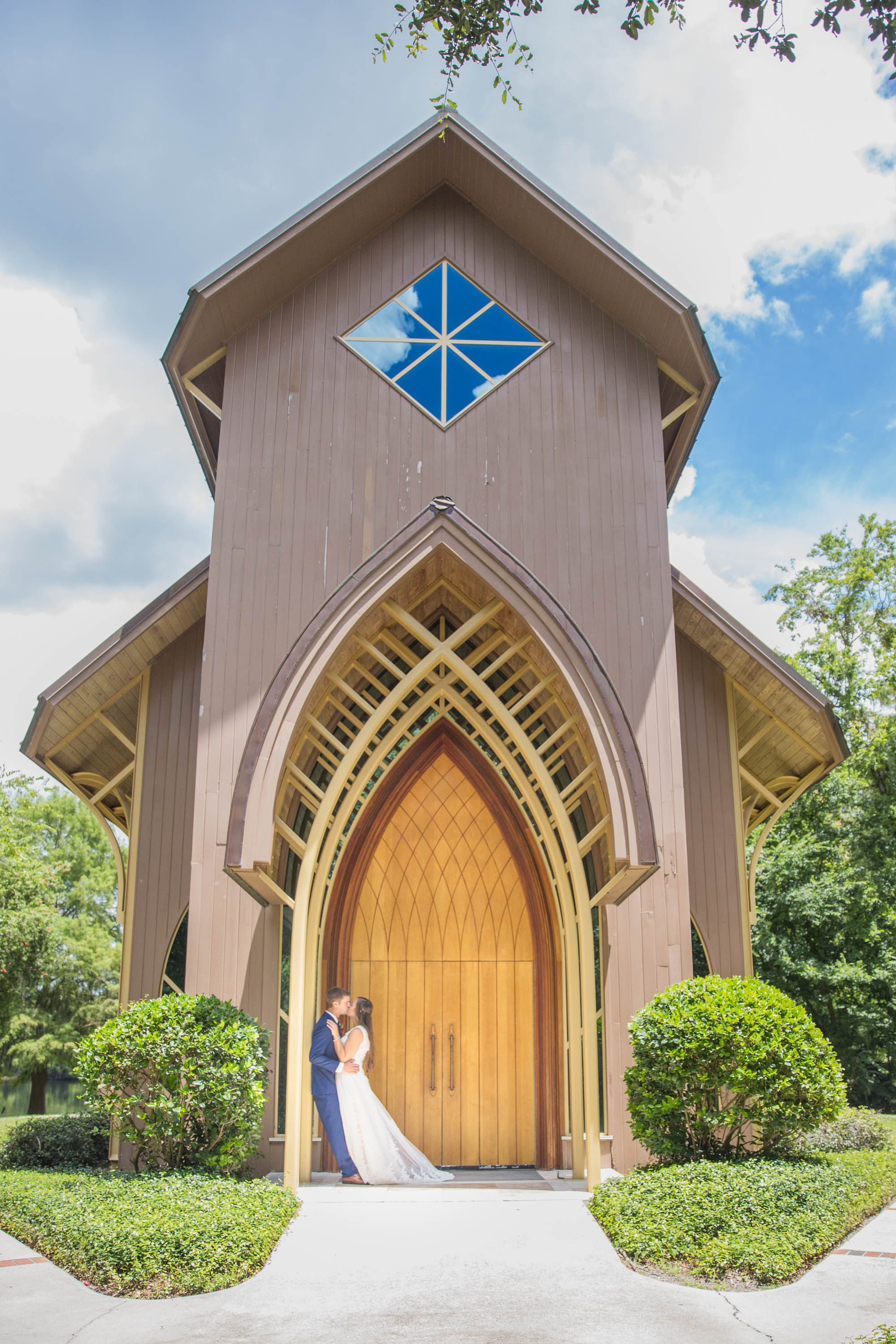 Gainesville Wedding Photography Baughman Center
