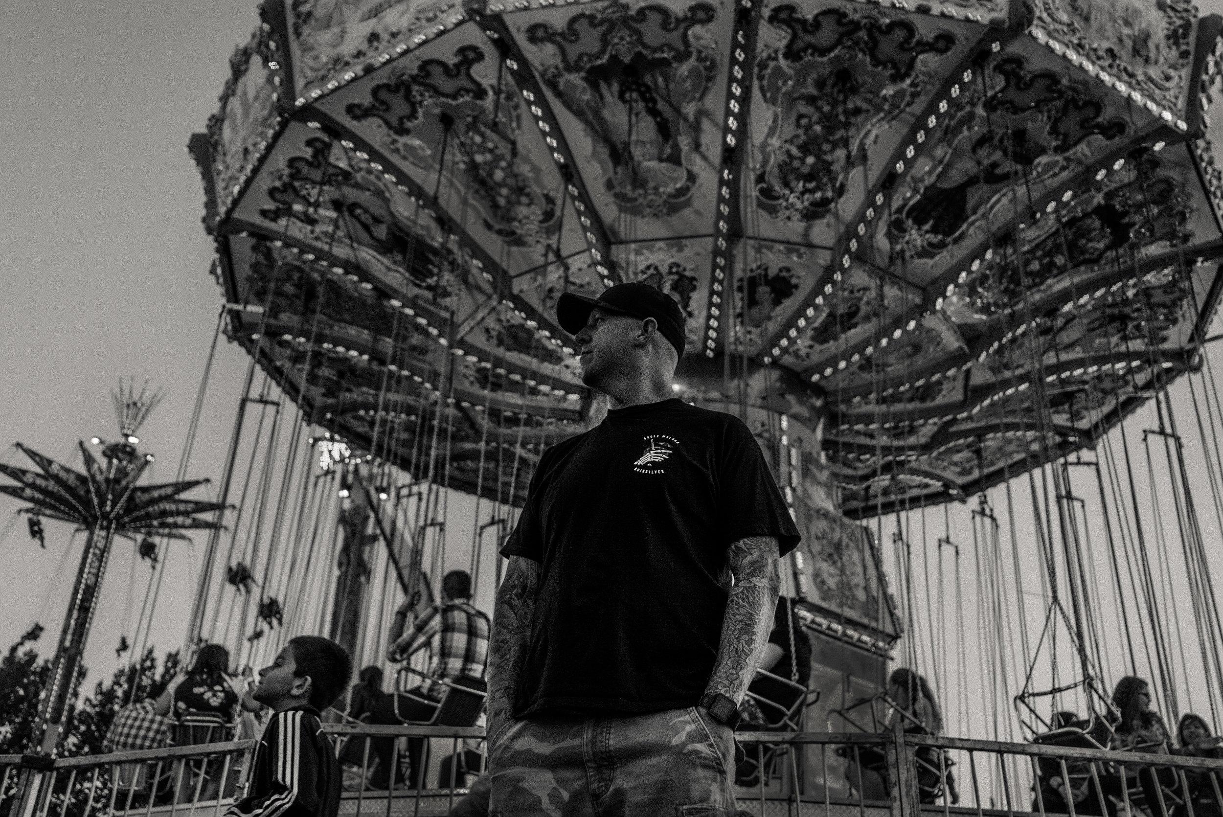 Jarratt Swing Carousel