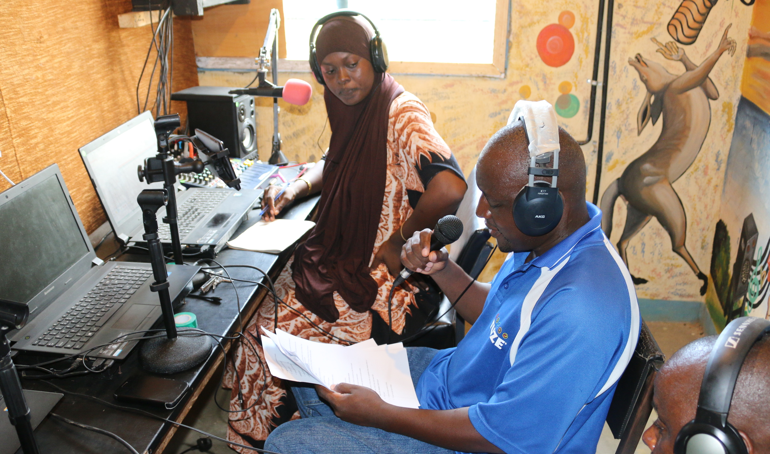 Tana FM began test broadcasts from Hola, Capital of Tana River County in May 2015