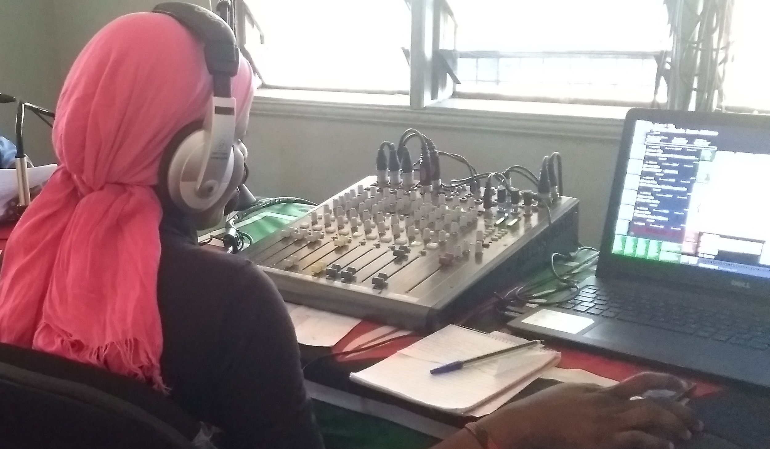In Sierra Leone and across Africa, radio is a powerful tool to raise awareness of gender violence and give women a voice.