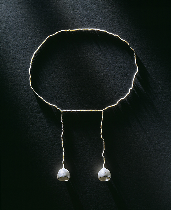 Double Cup Necklace
