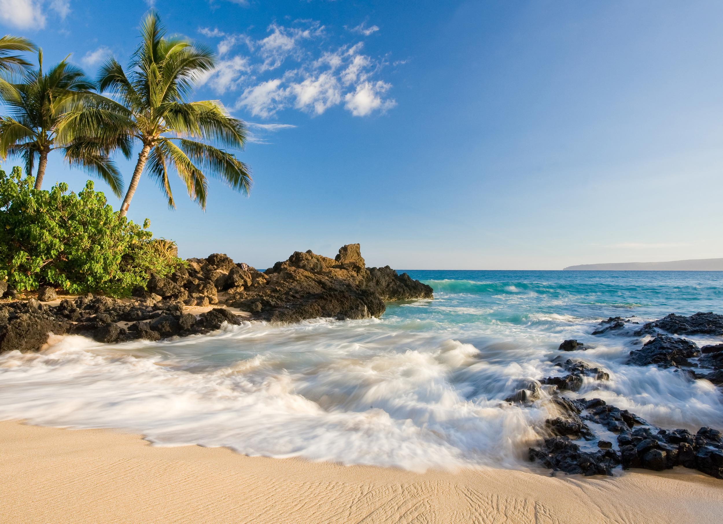 FROM THE BEACHES  OF KAUAI TO…
