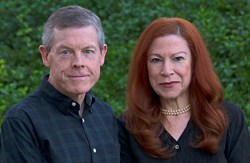 Brian Teeter and Rita Alvy-Teeter, publishers