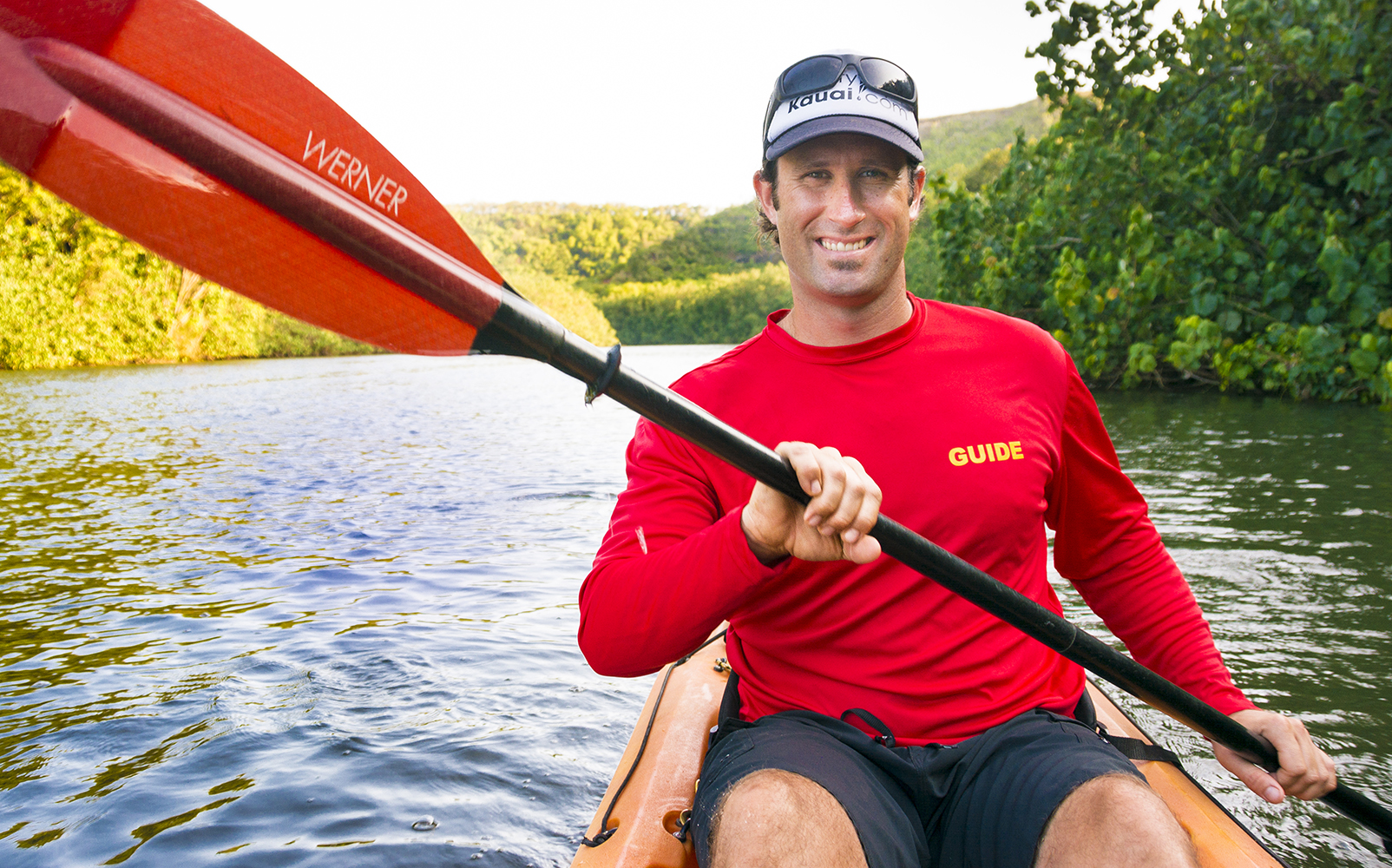 Aaron Martin of activitykauai.com
