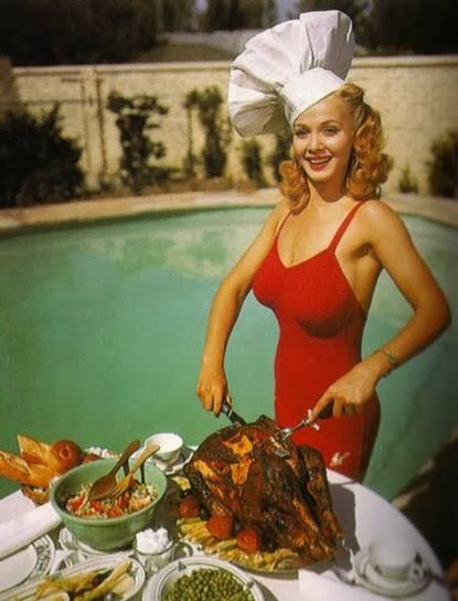 Yes, boys and girls! You  can  indulge on Thanksgiving  and  keep your svelte, beautiful figure!