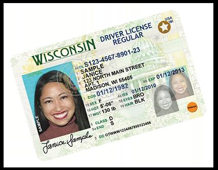 Credit: Wisconsin DMV