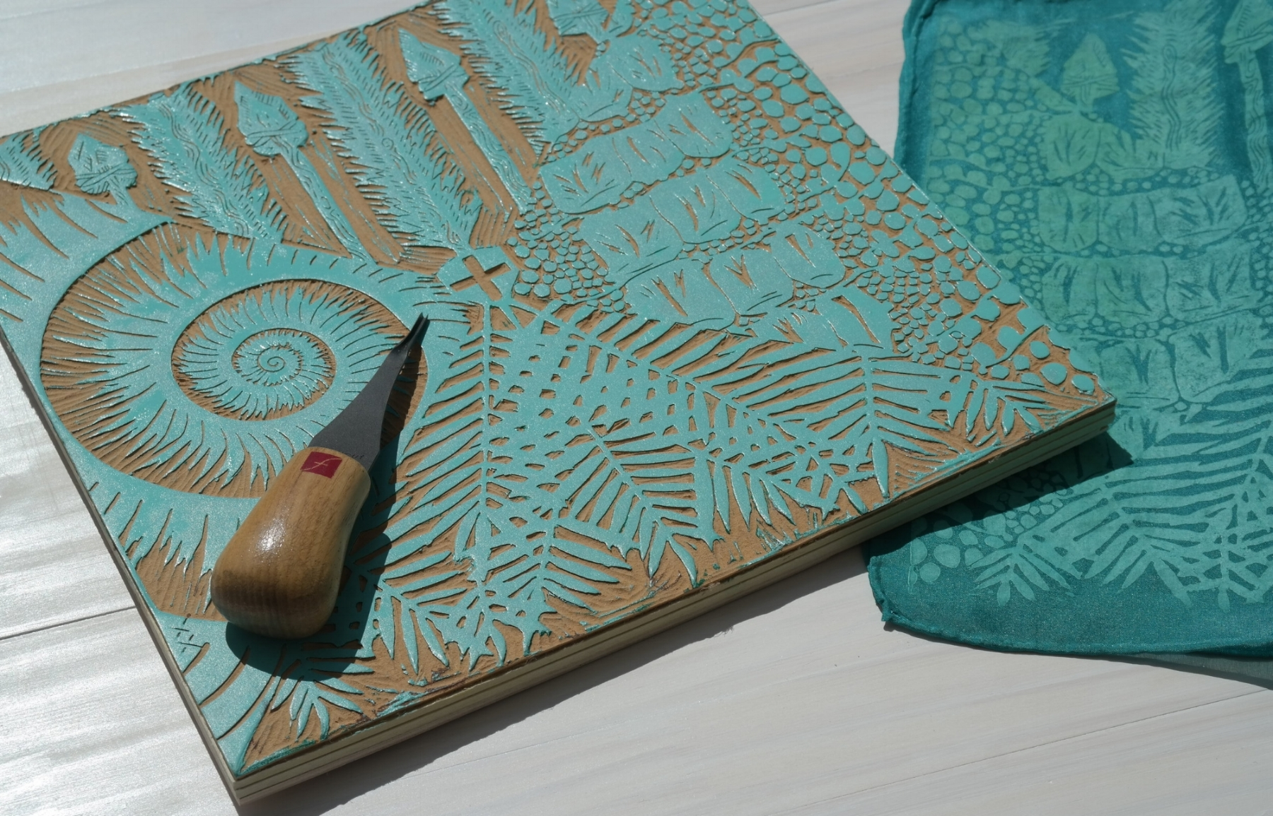 hand-carvedhand-stampedhand-dyed -