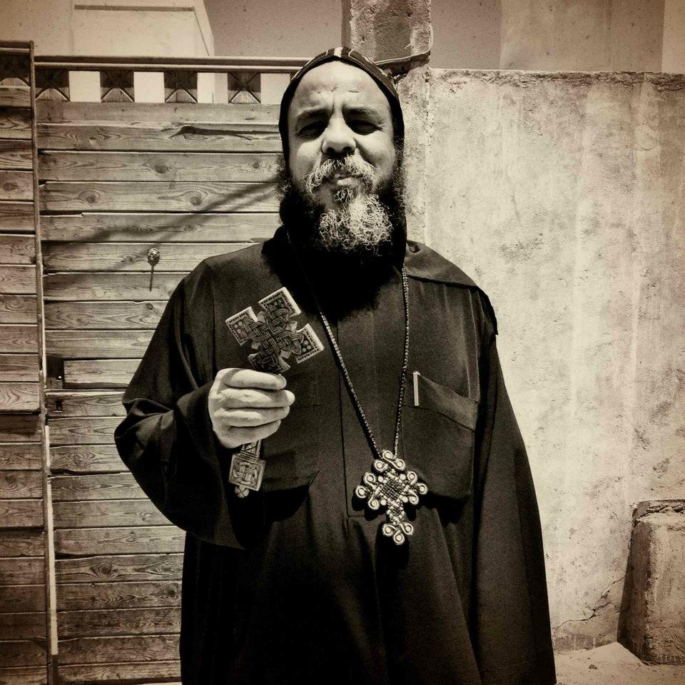 Coptic Priest, Egypt