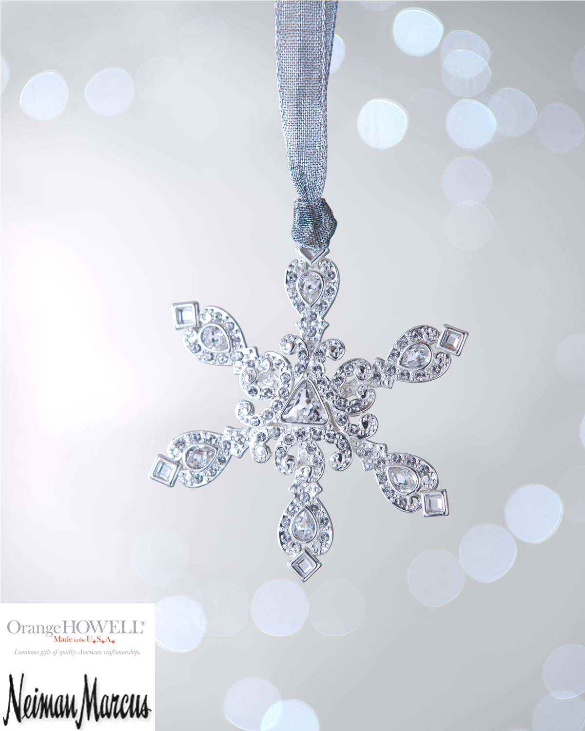 Aspen Crystal Snowflake for Neiman Marcus Online 2012