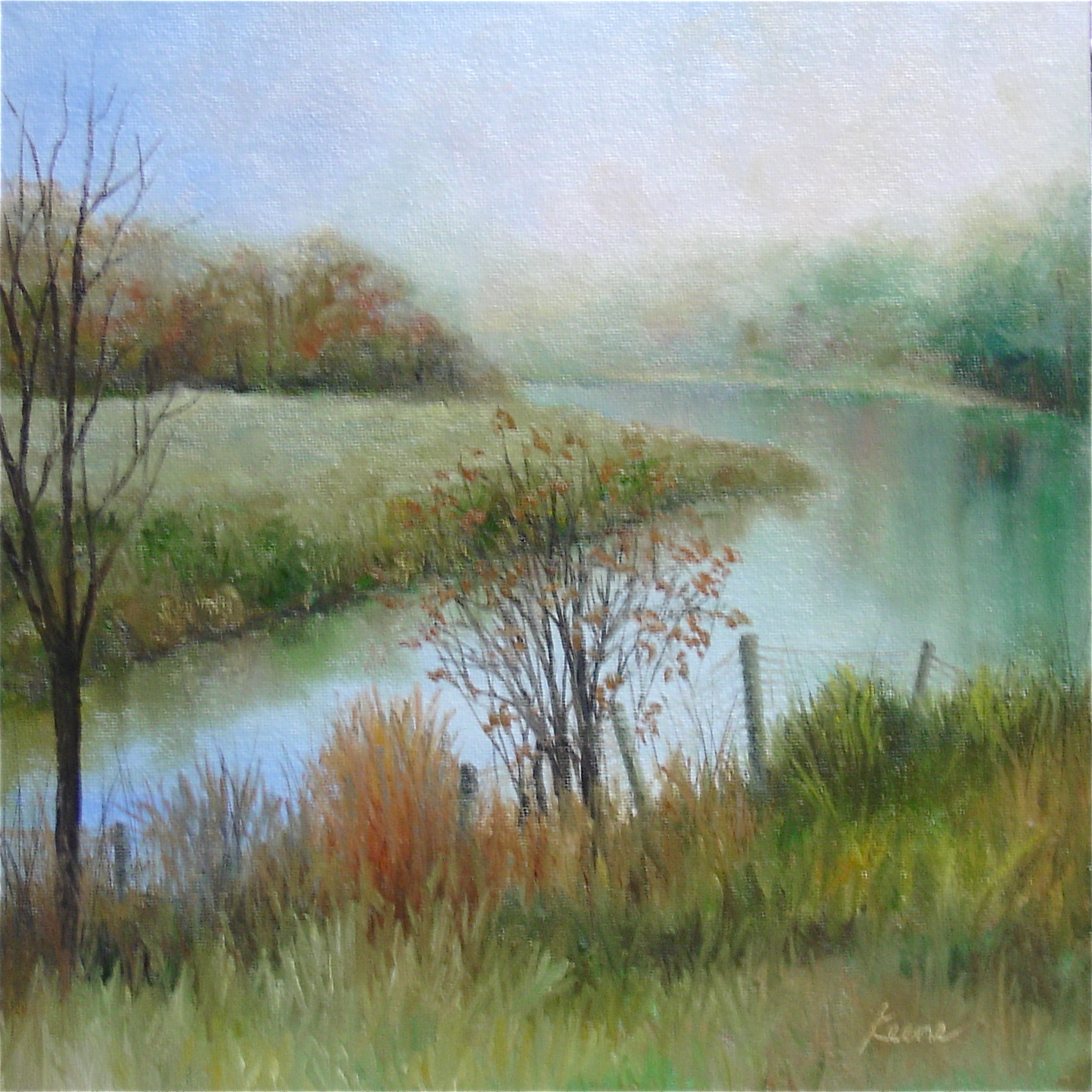 Fox River Mist