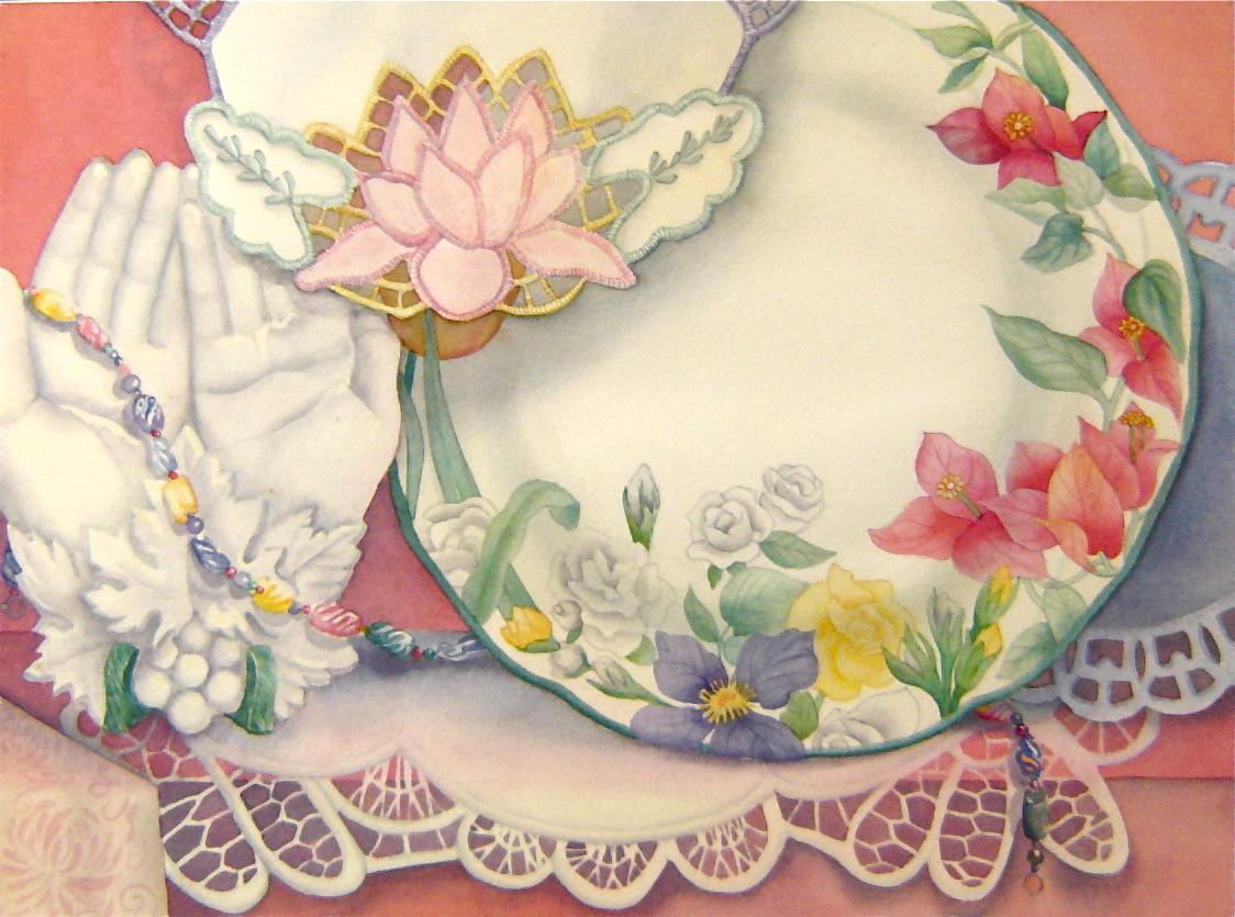 Dinner Plate #3