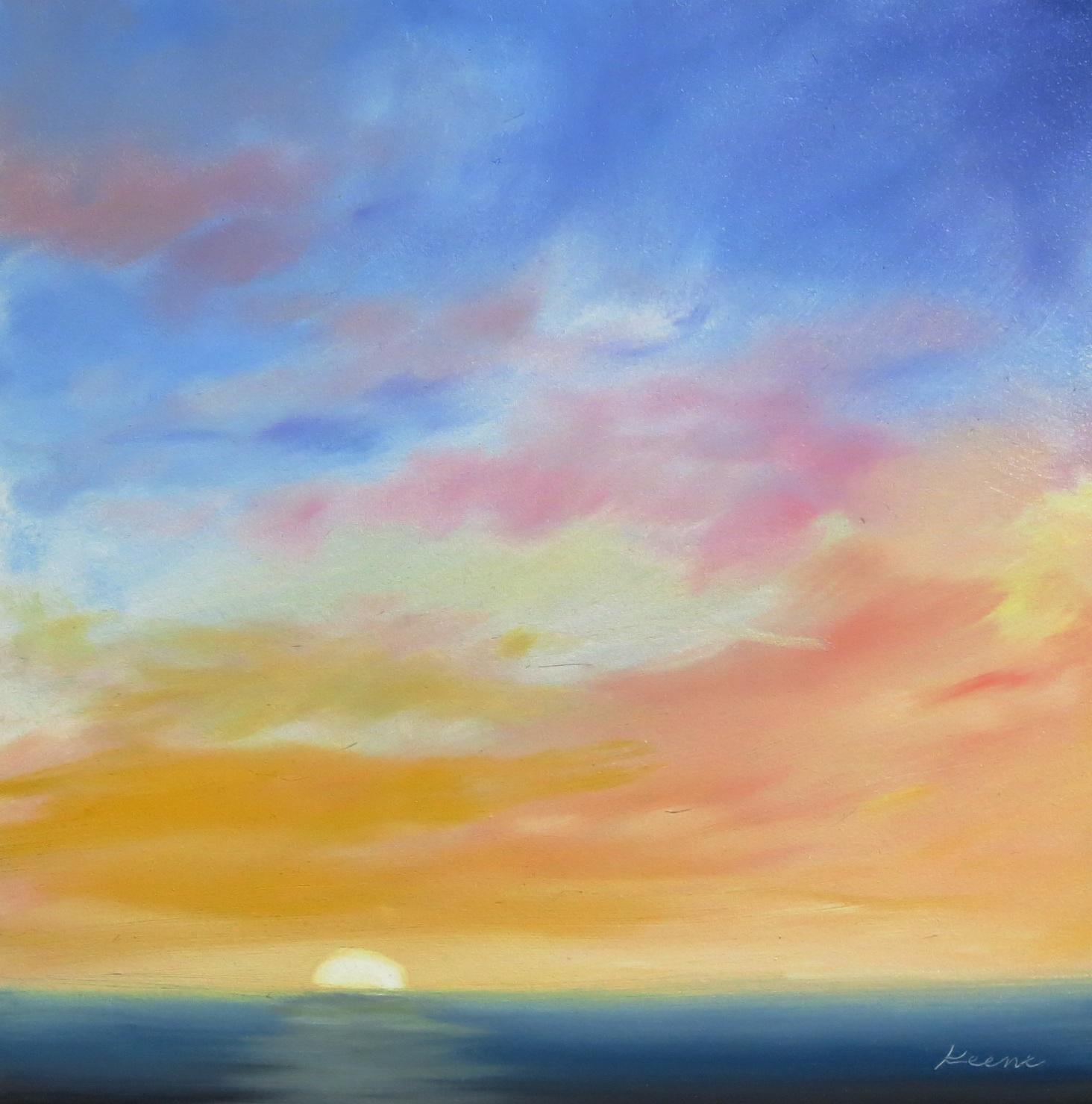 Sea and Half Sun