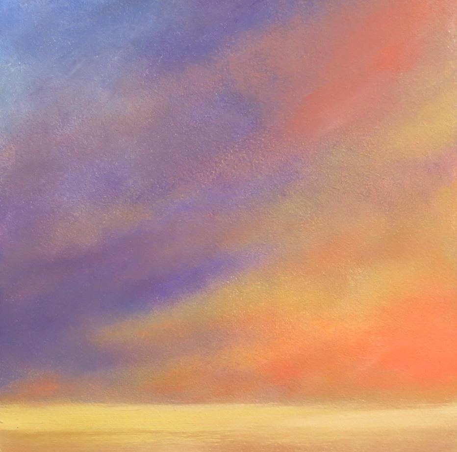 Sky Over the Desert
