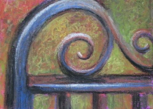 Headboard or Gate