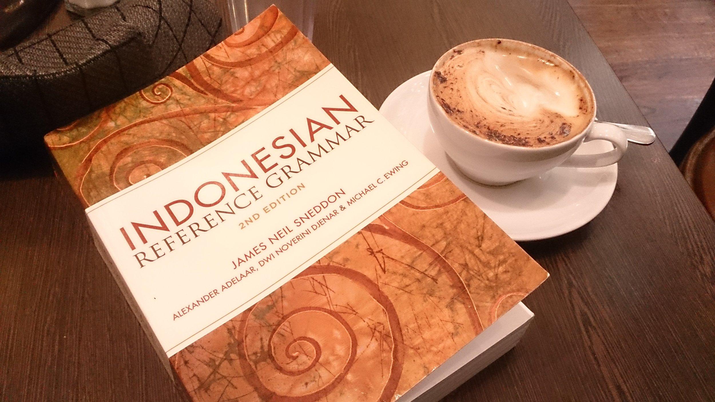 Coffee and study