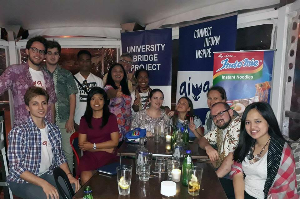 UniBRIDGE - AIYA event on the Sunshine Coast