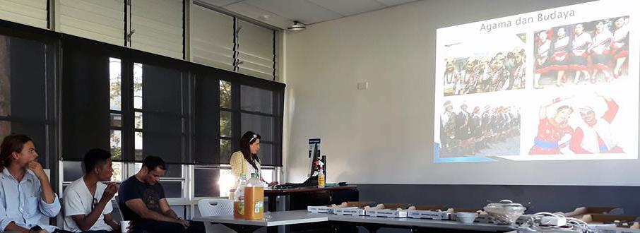 Agama dan Budaya - Bahasa Indonesia class at University of the Sunshine Coast