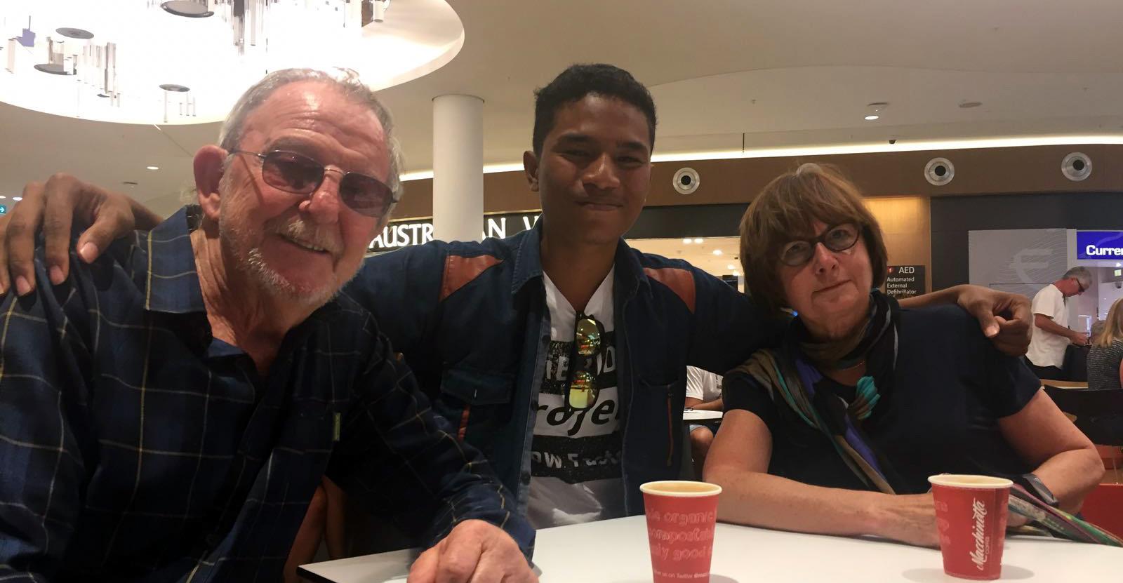 Perth Hosts - Treated me like family