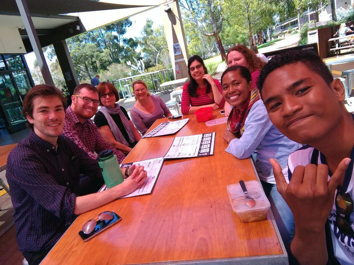 Meeting AIYA Western Australia