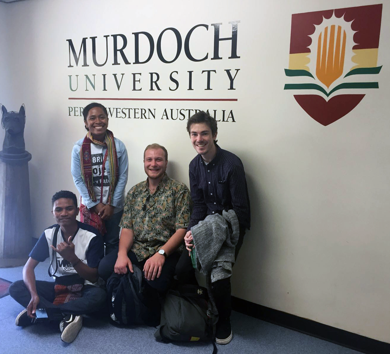 Catching up with Murdoch students.png