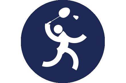 Asian Games logo-Badminton.png
