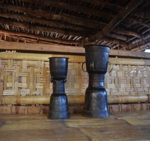 Traditional Drums of Takpala, Alor, Indonesia