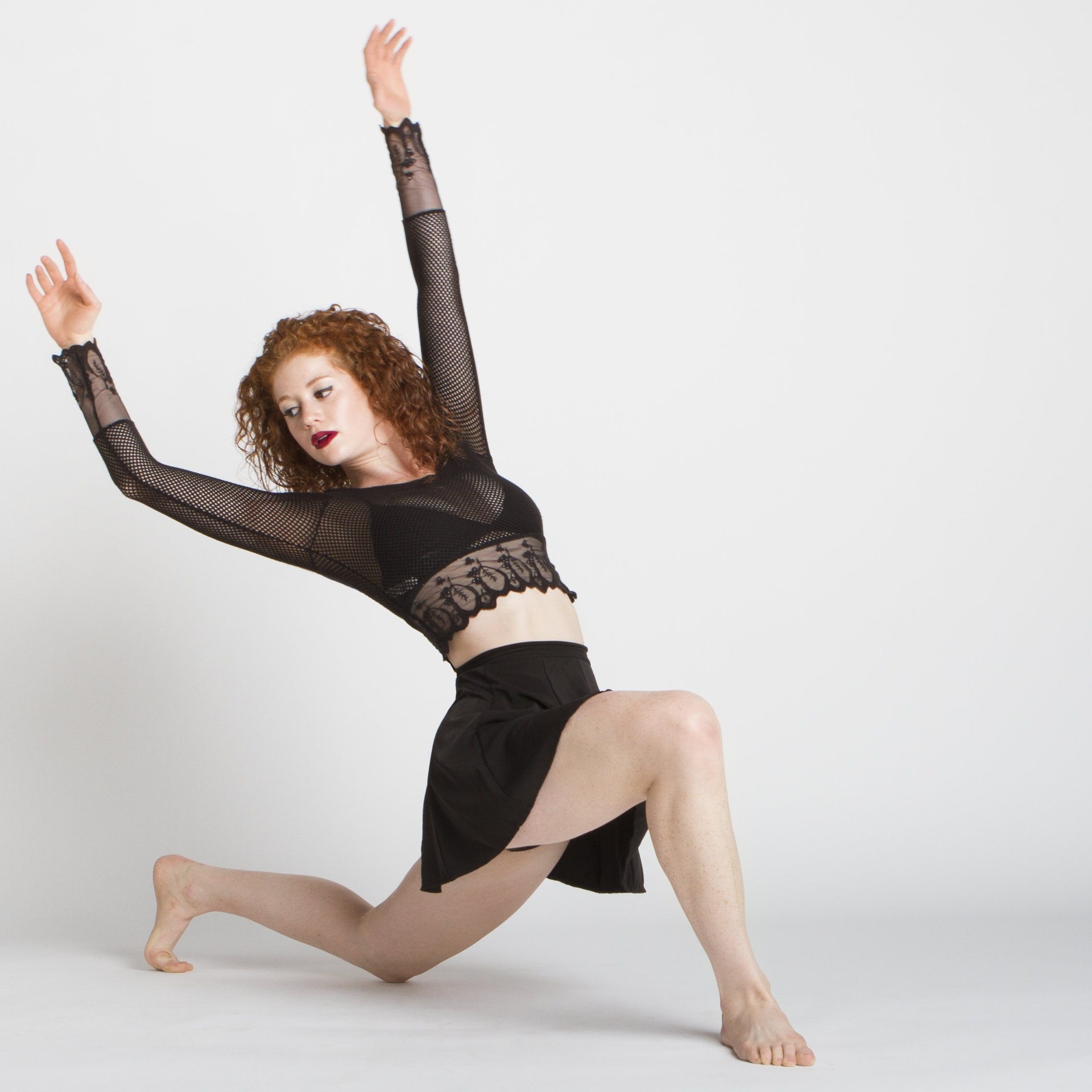 Jessica Aronoff - earned her BFA in Dance from NYU Tisch School of the Arts. She has performed works by Gus Solomons Jr., Deborah Jowitt, Keigwin + Company, David Dorfman Dance, Patricia Hoffbauer, Brian Thomas, Rachelle Rak, JT Horenstein, Adam Cates, Eryc Taylor, and Derek Mitchell. Jessica has danced at Danspace at St. Marks Church, Alvin Ailey, Symphony Space, Peridance Capezio Center, La Mama, The Skirball Center, Dixon Place, and Lincoln Center for NYC Fashion Week. Jessica has had the honor of dancing back-up for Paula Abdul, performing at a TED Talks TEDx event, and was dance captain in the Off-Broadway production of The Portal at Minetta Lane Theater. She is enjoying life as a freelance dancer, dance teacher, choreographer, and fitness trainer for NW Method by Nicole Winhoffer. Jessica is represented by McDonald Selznick Associates and is so excited to continue dancing, creating, and inspiring with her J CHEN PROJECT family this season! Jessica joined J CHEN PROJECT in 2011.