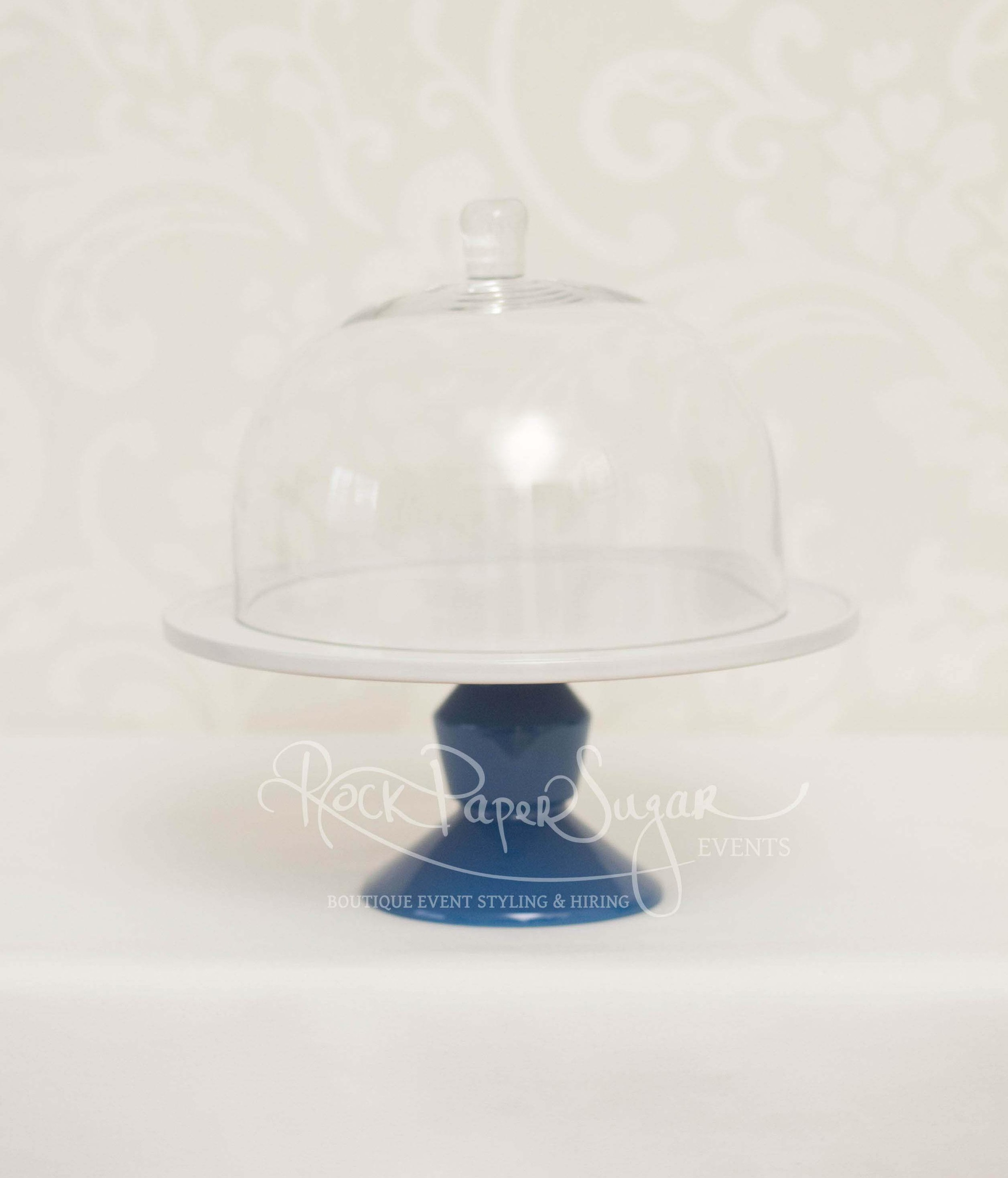 Rock Paper Sugar Events Cake Stands with Dome 006.jpg