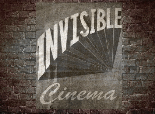 Invisible Cinema  SOLD OUT!   Sun 5 May // 10 30am // 90 mins