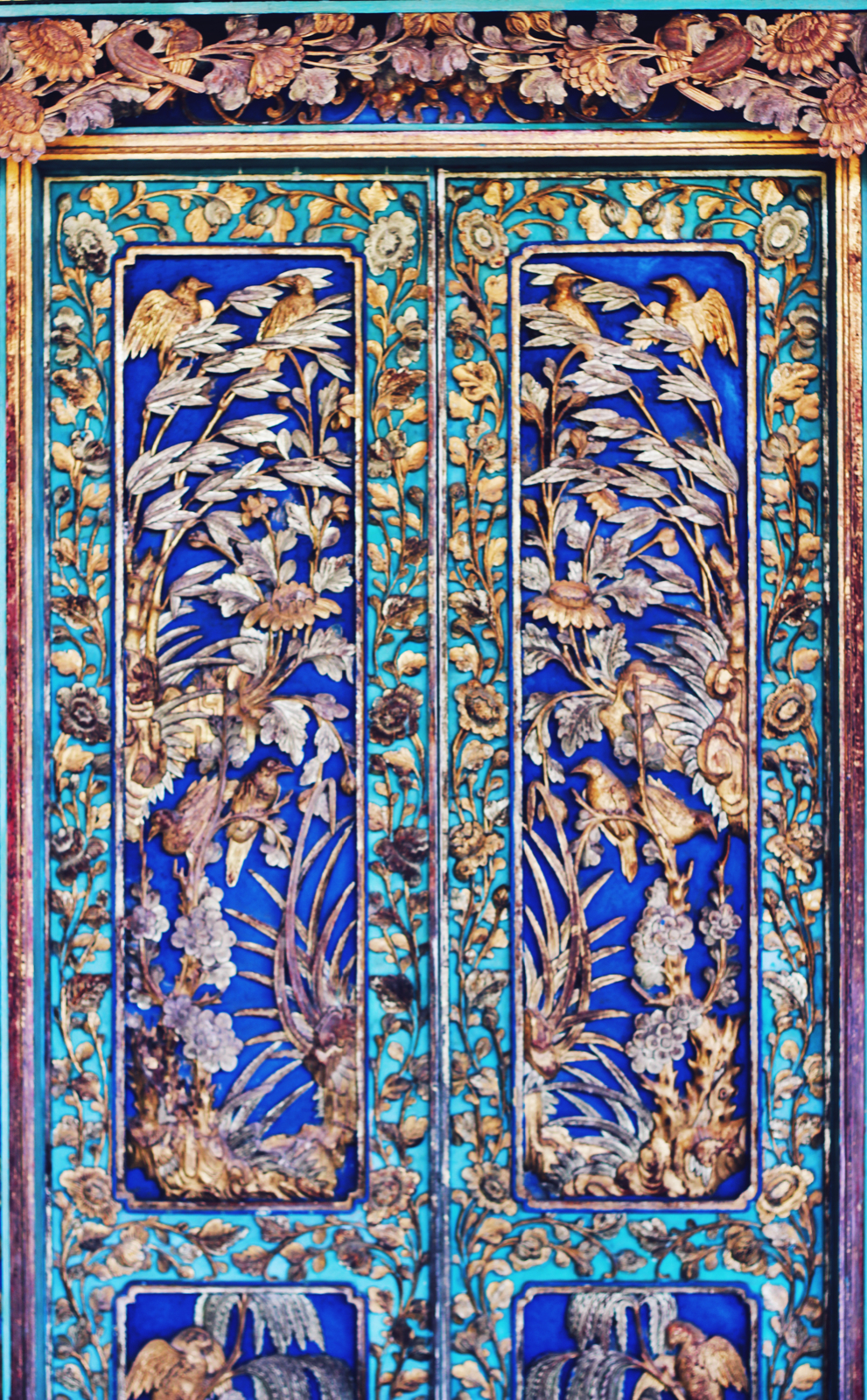 Gold and blue door.jpeg