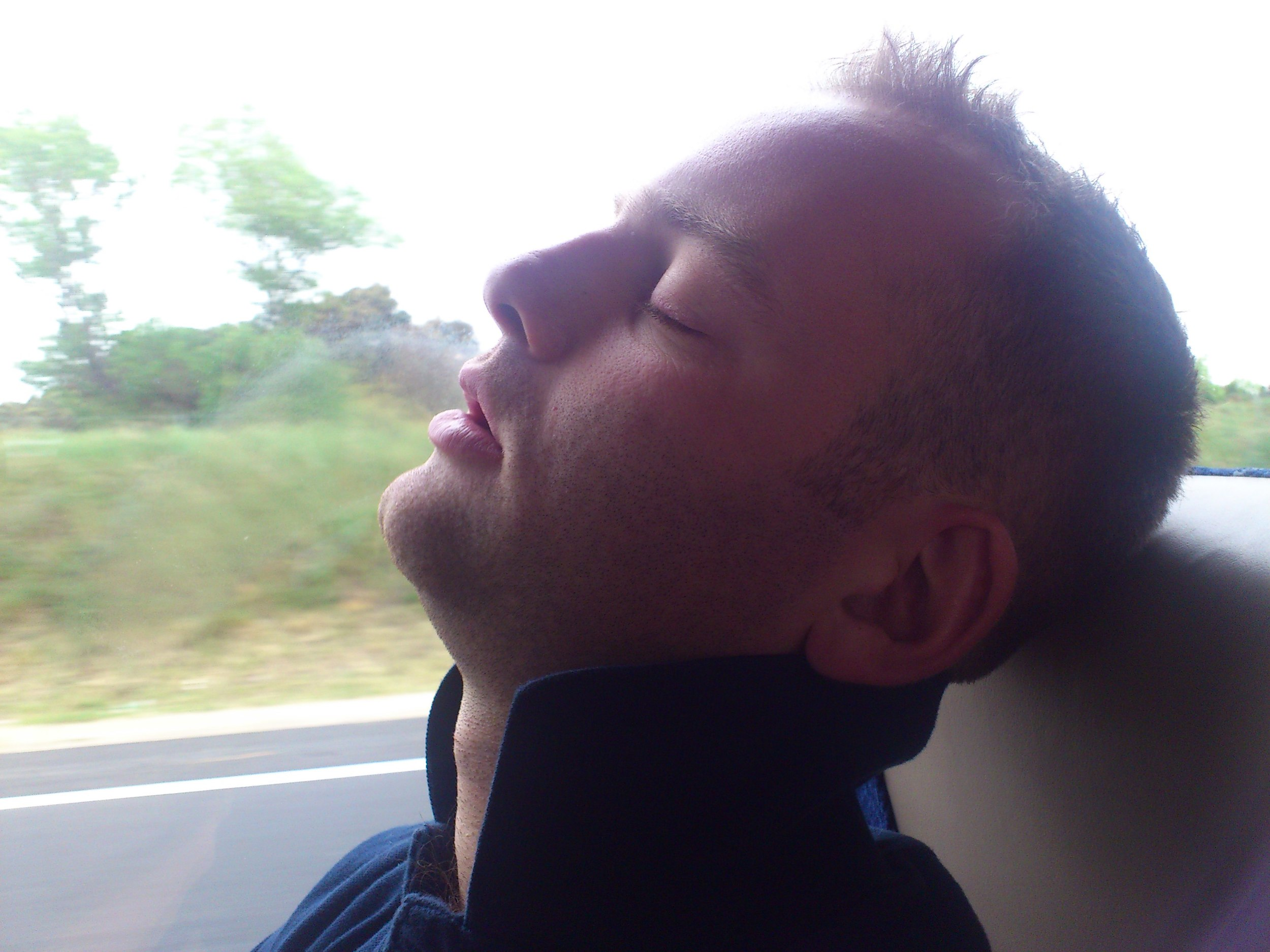 My husband after we had to get a 0600 flight from Gatwick to get to European destination wedding.