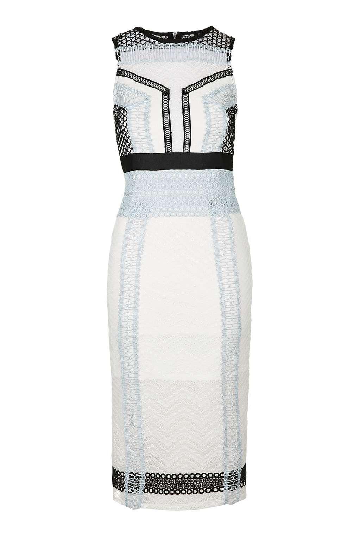 Lace Topshop Dress