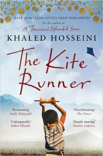 10) The Kite Runner, Khaled Hossini. This is the only fiction book that my husband has ever read...and enjoyed. This should speak volumes for just how much this story of a boy called Amir and his friend Hassan in 1970s Afghanistan pulls at your heart strings.