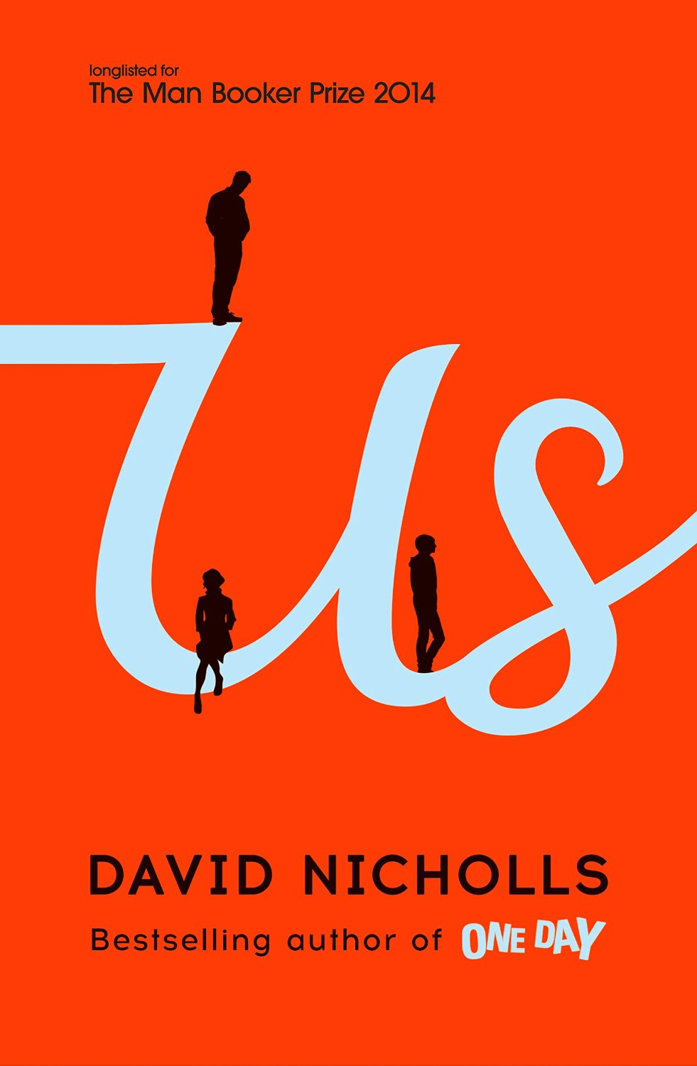 "1) Us, David Nicholls. I have to admit, I started reading this book out of sheer first world necessity. I was on holiday and my kindle had run out of battery and this book, in my mind, was the best choice on book shelf at the villa I was staying. I've read many of Nicholls's books before and had really only enjoyed the famous ""One Day"". As such, when this book made me turn down drinks and food just so I could keep reading, I was more than pleasantly surprised. It's funny, endearing and a bit of a tear jerker in parts as it chronicles a man's relationship with his wife and son. It is a wonderfully good yet easy read that should make it into any beach bag if it hasn't already."