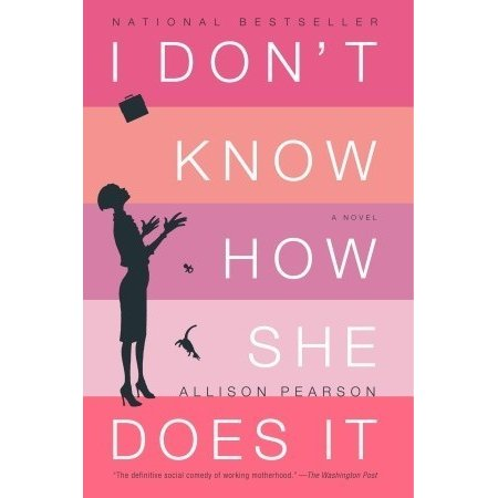 8) I Don't Know How She Does It, Allison Pearson. Following the life of Kate Reddy,I found this book refreshing in its honesty about how women still try to be all things to all people. Kate is a successful fund manager in the city, but we see her juggling, not always successfully,the perils of being a modern working mother with two children. Whilst a funny story in the main, the book does make one seriously question whether having both a happy family life and a successful career is ever possible.