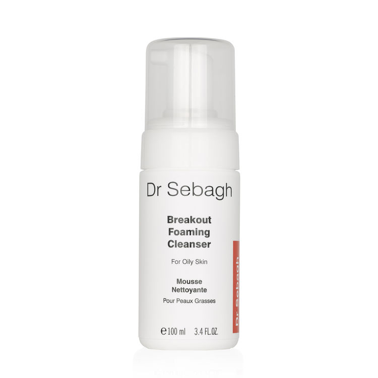 Dr Sebagh Break Out Cleanser   I promoted this cleanser on my Instagram feed last week as I really needed something gentle enough to my winter sensitive skin, but strong enough to attack hormonal breakouts that I am really suffering from at the moment. This cleanser is great as the foam doesn't strip away essential oils, but leaves your face feel fresh and clean. And blemish free.
